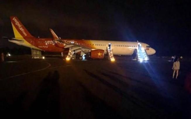 Máy bay đi Buôn Ma Thuột gặp sự cố, sáu hành khách nhập viện