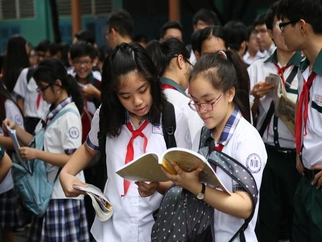 Chính thức công bố đáp án văn và toán tuyển sinh lớp 10