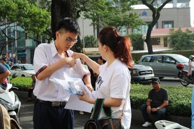 508 thí sinh trúng tuyển vào Trường ĐH KHTN