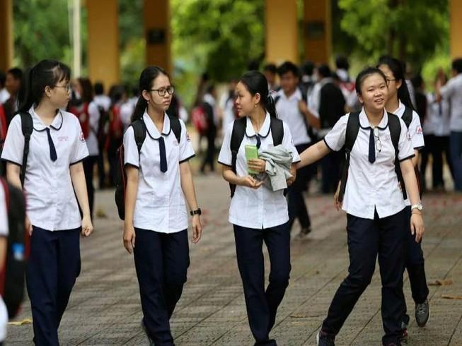 TP.HCM công bố điểm thi THPT quốc gia