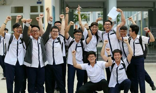 Các trường thuộc ĐHQG TP.HCM công bố thí sinh trúng tuyển