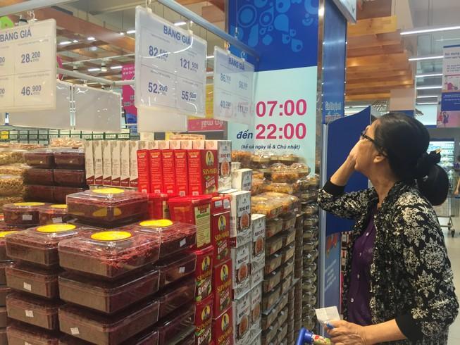 Siêu thị xuất khẩu hàng trăm container nông sản
