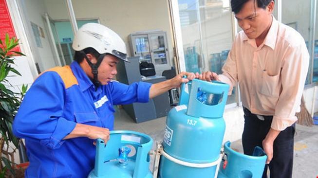 Giá gas đồng loạt giảm mạnh nhất từ đầu năm