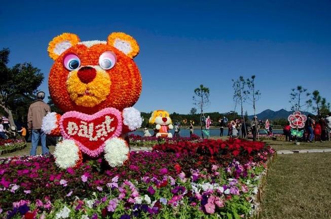 Festival hoa Đà Lạt năm nay có gì mới ?