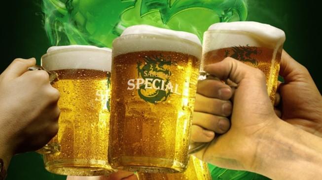 Người Việt uống 4 tỉ lít bia là... quá ít, chưa là gì cả!