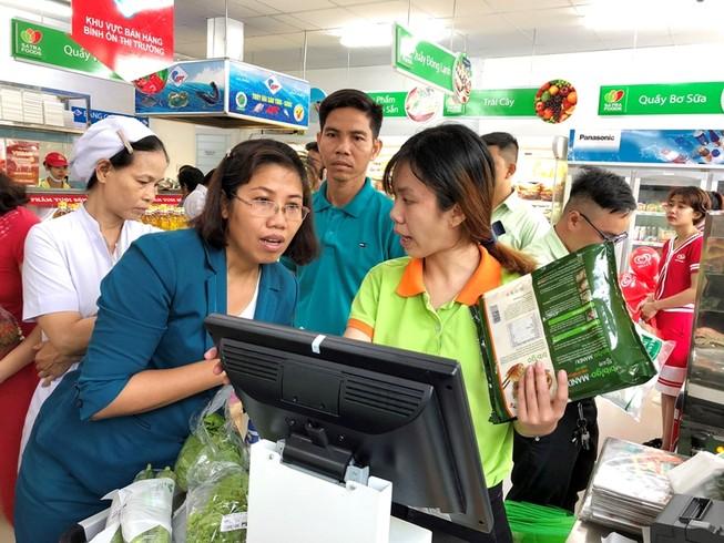 Lần đầu tiên cửa hàng tiện lợi vào bệnh viện nhi