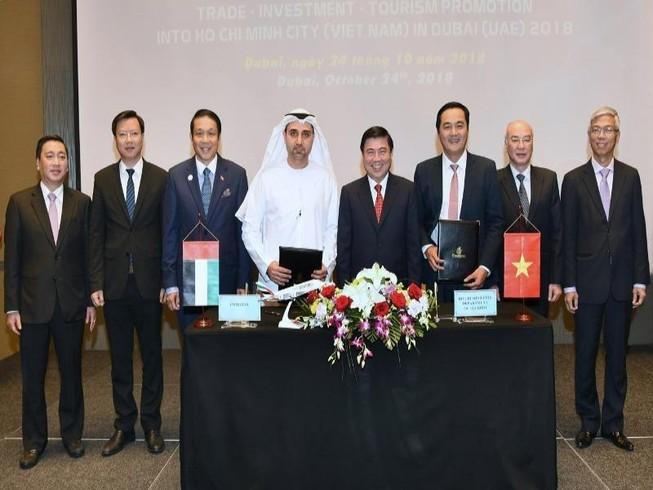Dubai là điểm đến hàng đầu của khách du lịch TP.HCM