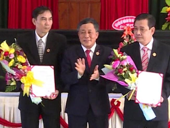 Cho ông Lê Văn Phước thôi chức chánh án TAND Phú Yên