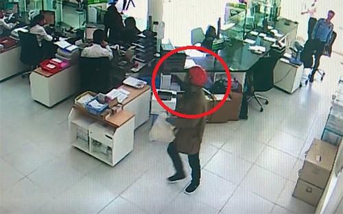 Thu hồi thêm số tiền lớn trong vụ cướp ngân hàng ở Khánh Hòa