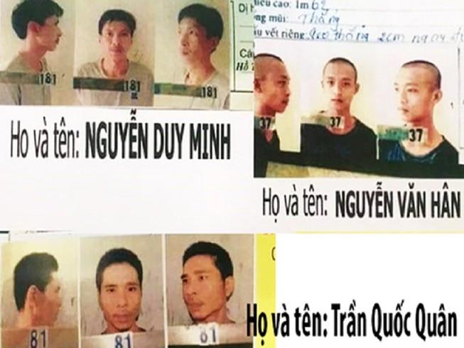 3 người khoét tường trốn khỏi trại tạm giam Kiên Giang