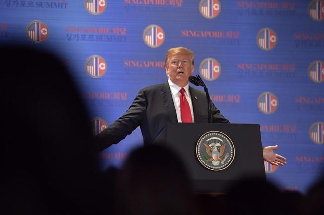 Ông Trump có bài phát biểu dài thứ hai trong lịch sử