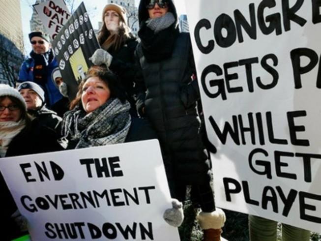 Mỹ lập 'kỷ lục' mới về thời gian đóng cửa chính phủ