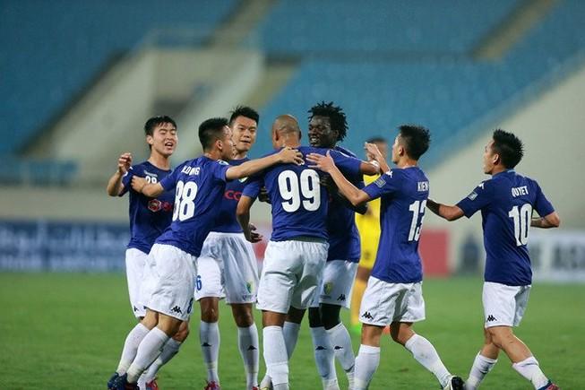 Thắng lớn, Hà Nội FC vẫn bị loại khỏi AFC Cup 2017