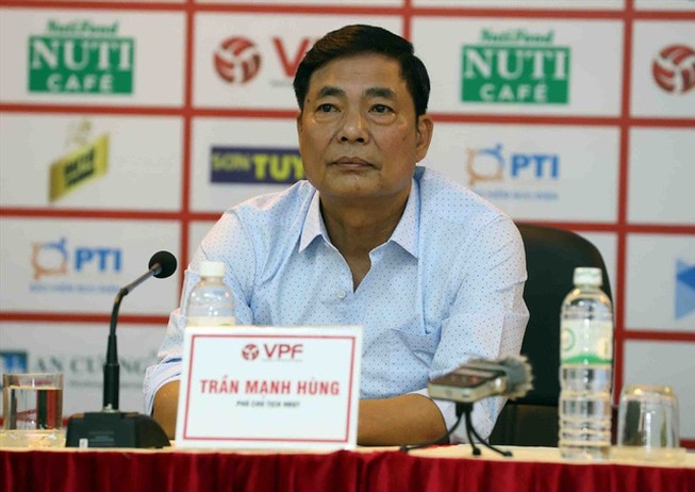 Ông Trần Mạnh Hùng: 'Tôi từ chức, không ai bắt buộc'