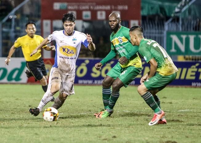 HA Gia Lai á quân V-League 2018 được không?