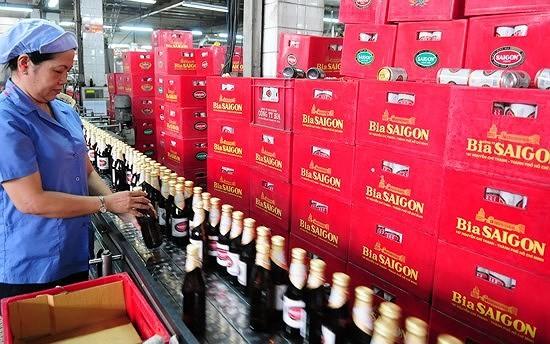 Thu 5 tỉ USD nhờ bán cổ phần 'cô gái đẹp' bia Sài Gòn