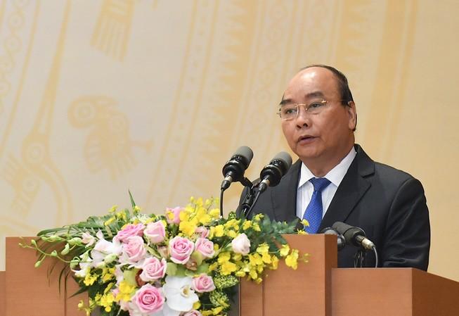 Thủ tướng nêu 6 trọng tâm cho 'năm tăng tốc, bứt phá' 2019