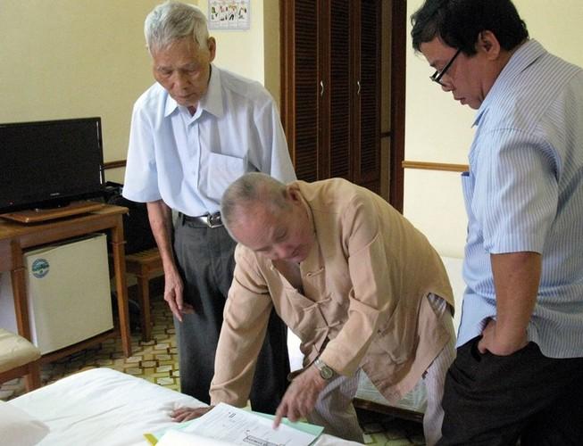 Cụ Trần Văn Tiệp, người đi tìm 'kho báu núi Tàu' qua đời