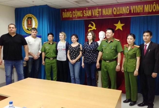 Bắt 1 trùm ma túy Nga tại Việt Nam theo lệnh truy nã Interpol