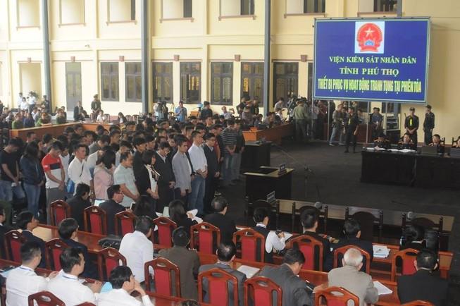 VKSND Phú Thọ kháng nghị bản án vụ đánh bạc ngàn tỉ