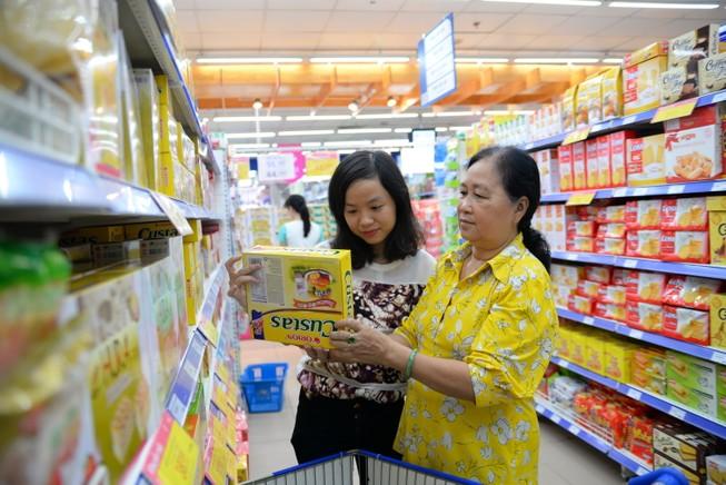 Thị trường bánh kẹo Việt 40.000 tỉ sẽ rơi vào tay nước ngoài?