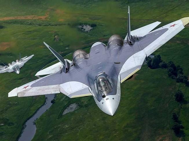 Nga đưa máy bay tàng hình Su-57 đến Syria?