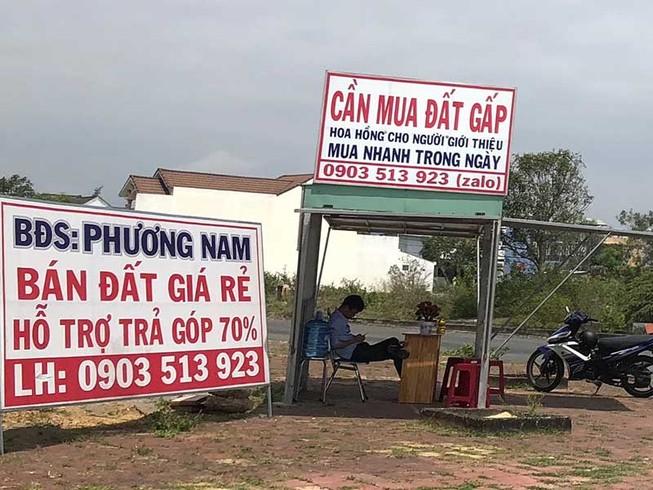 Đà Nẵng: Vỡ mộng vì ôm đất kiếm lời