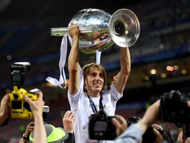 Thêm Luka Modric muốn đổi các danh hiệu lấy cúp thế giới