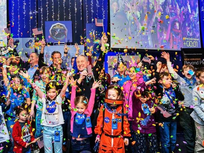 Tàu thám hiểm NASA lập kỷ lục lịch sử
