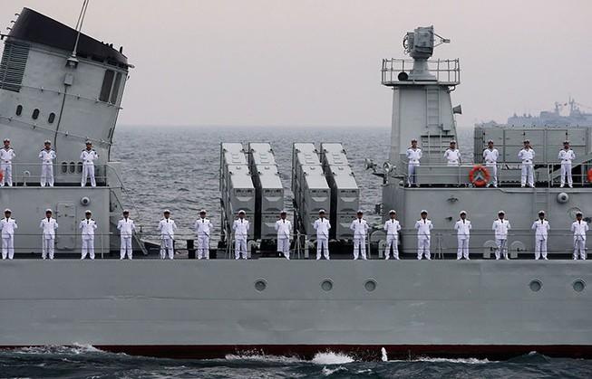Thiếu tướng 'đang lên' của Hải quân Trung Quốc dính án tham nhũng
