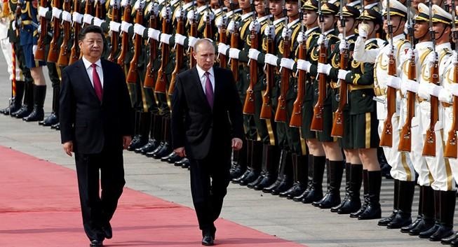 """Hậu cần Mỹ """"không phù hợp"""" gây chiến với Nga hoặc Trung Quốc"""