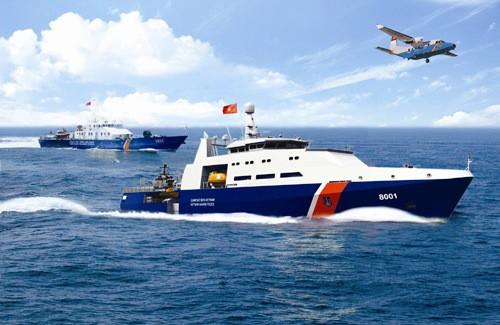 Việt-Trung bàn bạc về hợp tác cùng phát triển trên biển