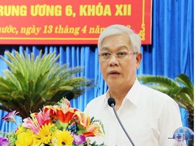 Bình Phước triển khai đề án,kế hoạch thực hiện NQ Trung ương 6