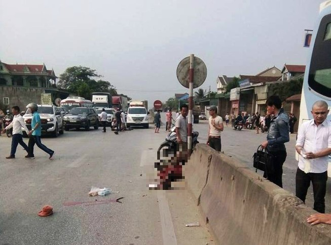 Tai nạn đau lòng, 4 người  thương vong