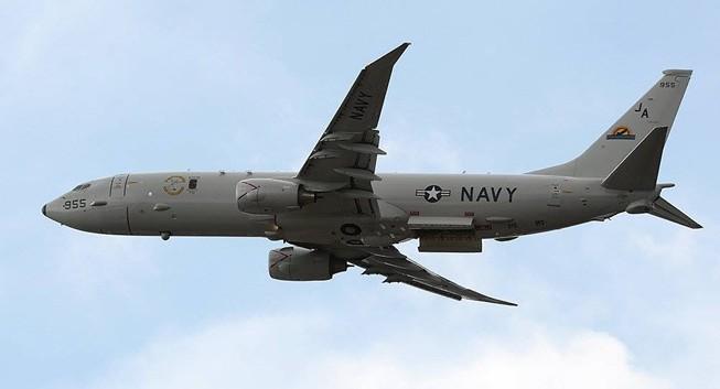 Máy bay quân sự Mỹ trinh sát căn cứ Nga ở Syria