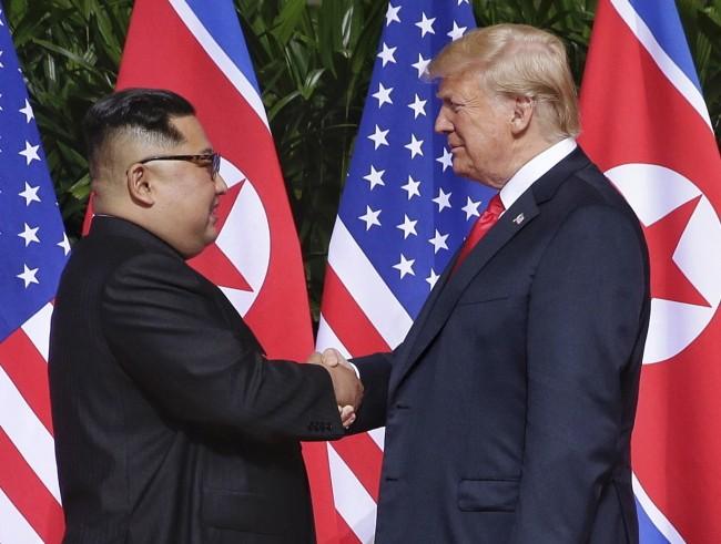 Ông Trump muốn gặp ông Kim Jong-un tại Việt Nam