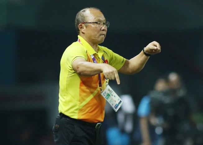 Ông Park Hang-seo muốn thắng Hàn Quốc ở bán kết