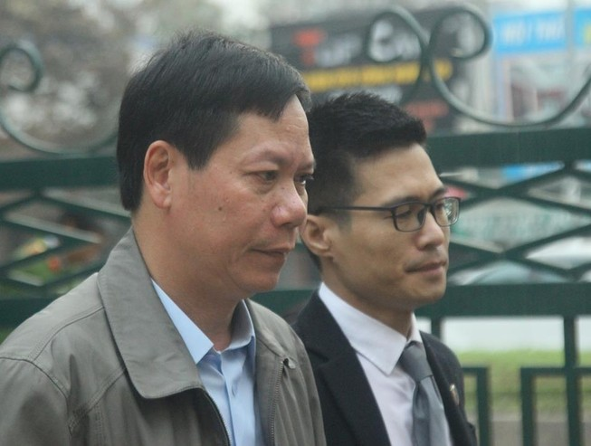 Vụ Hoàng Công Lương: 'Bị cáo trông chờ vào sự phán xét'