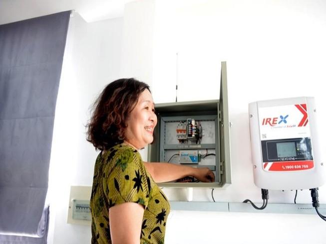 Gần 5 tỉ đồng trao cho 'Gia đình tiết kiệm điện năm 2018'