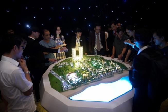 DKRA VN công bố thành công khu nghỉ dưỡng Zenna Villas