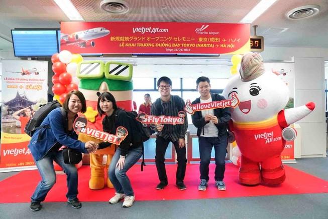 VietJet: Mở đường bay thứ 3 giữa Việt Nam và Nhật Bản