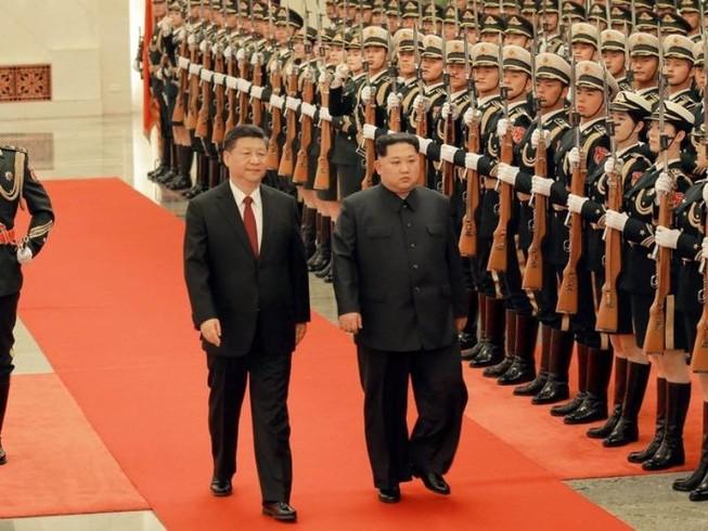 Cuộc gặp ông Trump và Kim Jong-un chắc chắn diễn ra