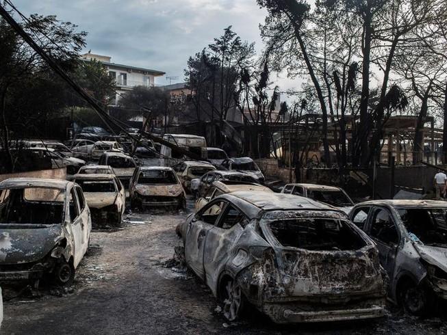 Cháy rừng 87 người chết: Sao lại chết nhiều thế?