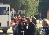 Nổ trường cao đẳng Crimea: Nghi khủng bố, an ninh Nga vào cuộc