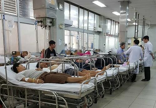 Hà Nội: 3 ngày lễ có 247 ca cấp cứu vì tai nạn giao thông
