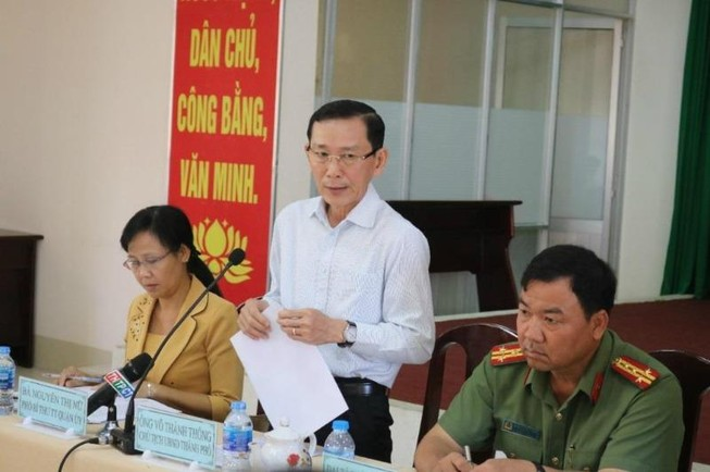 Công an điều tra vụ sai phạm đất đai ở quận Bình Thủy-Cần Thơ