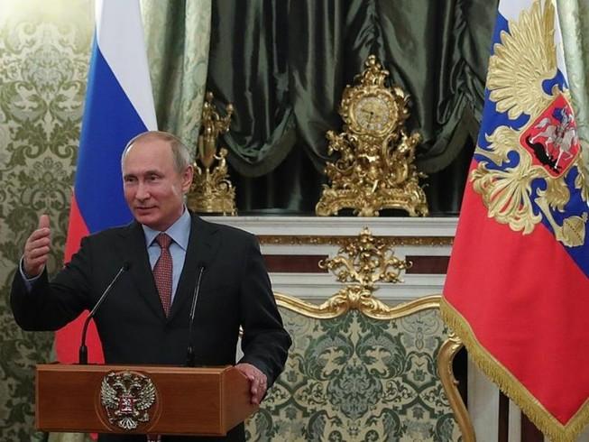 Ông Putin cảm ơn nội các trước lễ nhậm chức tổng thống
