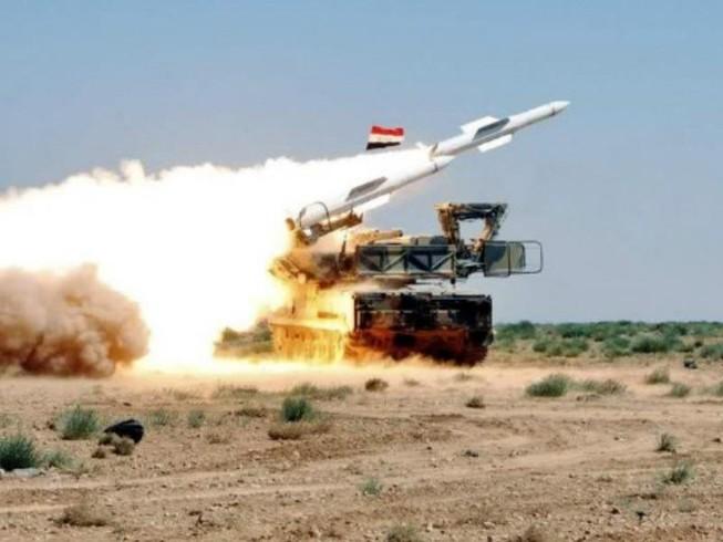 Phòng không Syria báo động cao nhất đề phòng Mỹ tấn công