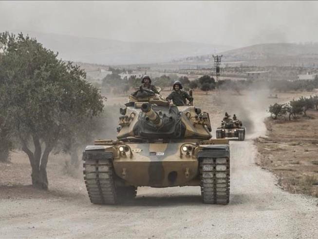 Thổ Nhĩ Kỳ điều quân tiếp viện tới Idlib