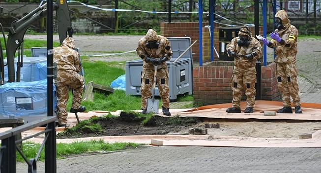 Mỹ xem xét thêm trừng phạt Nga vụ hạ độc điệp viên Skripal
